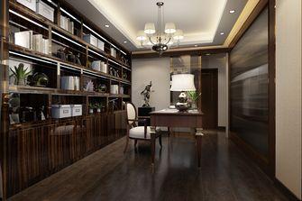 140平米三室两厅新古典风格书房欣赏图