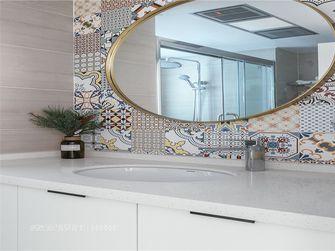 130平米四室一厅宜家风格卫生间装修图片大全