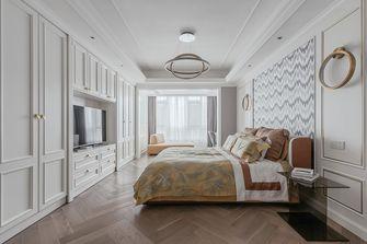 140平米三室一厅法式风格卧室装修图片大全