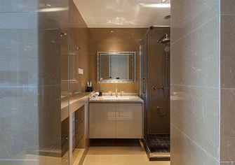 140平米三室两厅混搭风格卫生间图片大全