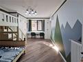 130平米三宜家风格儿童房设计图