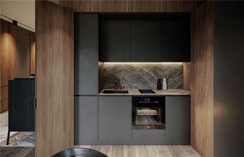 60平米一室两厅现代简约风格厨房装修效果图