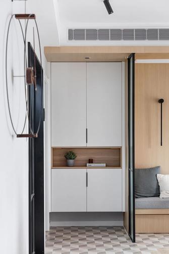 110平米三室两厅日式风格玄关设计图
