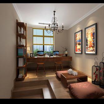 经济型120平米三室两厅东南亚风格阳台图
