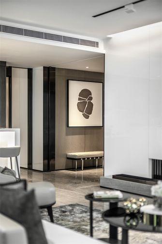 100平米三室五厅现代简约风格玄关装修案例