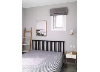 50平米北欧风格卧室装修图片大全