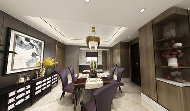140平米四新古典风格餐厅设计图