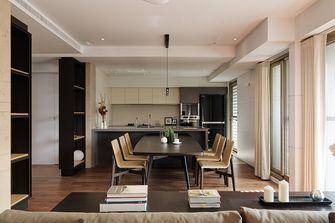 50平米一居室现代简约风格客厅设计图