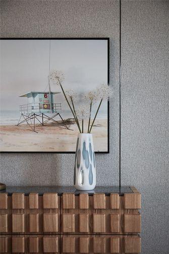 140平米三室两厅法式风格玄关效果图
