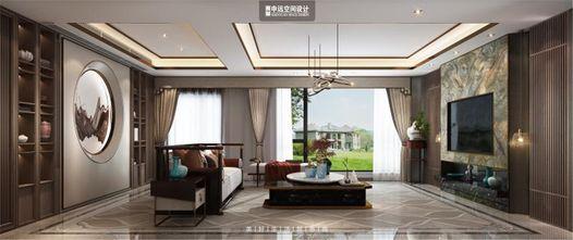 140平米别墅中式风格客厅图片