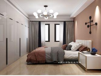 50平米小户型现代简约风格卧室图片