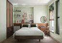 110平米三室一厅宜家风格卧室装修案例