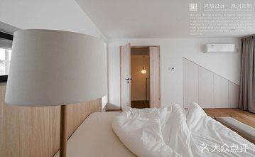 富裕型140平米复式日式风格卧室装修案例