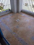 富裕型140平米四室四厅欧式风格阳台装修效果图