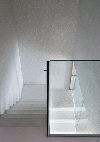 80平米现代简约风格楼梯间装修案例