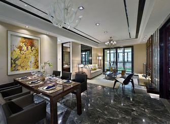 130平米四室一厅中式风格厨房欣赏图
