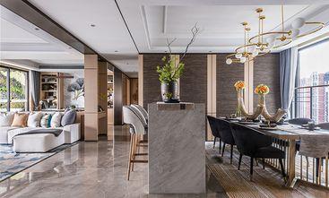 130平米三室三厅中式风格餐厅图片