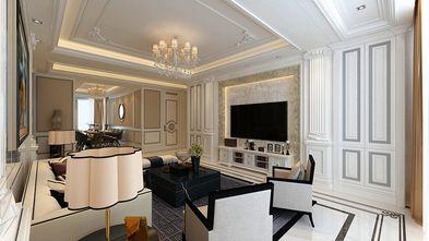140平米法式风格客厅图片