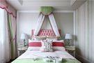 110平米三室两厅美式风格卧室效果图