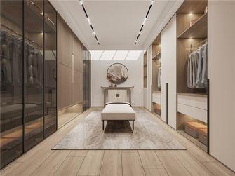 140平米复式中式风格衣帽间装修案例