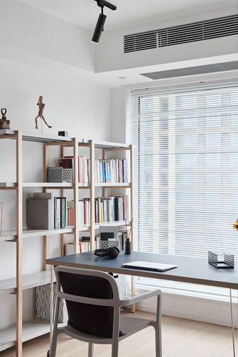 70平米北欧风格书房装修案例