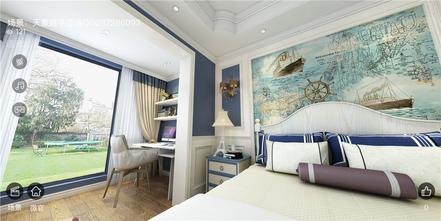 140平米别墅新古典风格儿童房图片