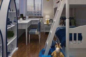 100平米三室两厅地中海风格儿童房装修案例