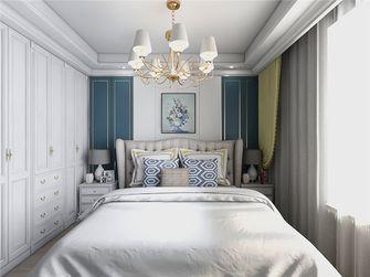 110平米三欧式风格卧室欣赏图