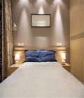 60平米公寓混搭风格卧室装修效果图
