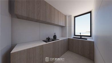 110平米三室两厅法式风格厨房效果图