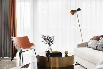 130平米三室两厅美式风格客厅装修案例