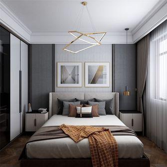 120平米四室三厅现代简约风格卧室装修案例