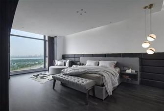140平米四室五厅现代简约风格卧室装修图片大全