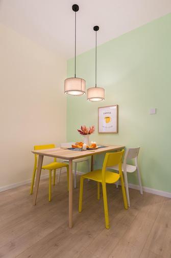 100平米三室两厅混搭风格餐厅装修案例
