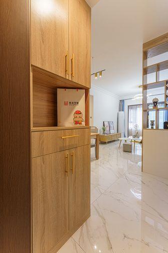 80平米三室两厅日式风格玄关装修图片大全