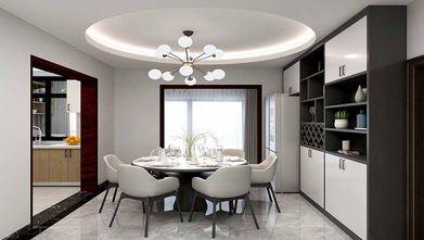 10-15万140平米四室两厅中式风格餐厅图