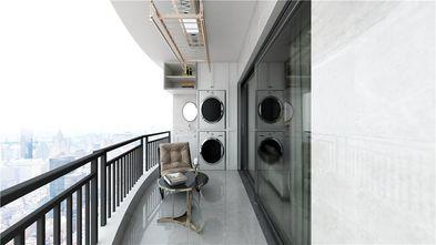 110平米四室两厅混搭风格阳台欣赏图