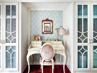 经济型130平米三室一厅法式风格梳妆台设计图