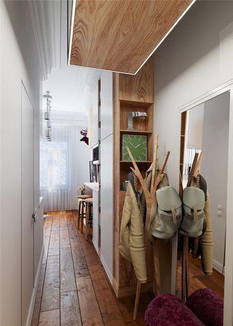 70平米一居室混搭风格衣帽间效果图