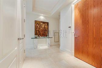 140平米三室两厅欧式风格玄关装修图片大全
