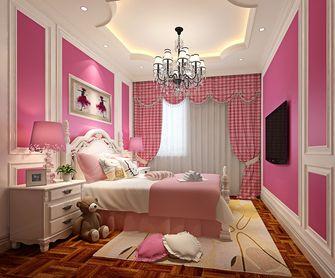 140平米复式混搭风格卧室图片