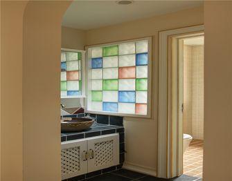 130平米三室两厅地中海风格卫生间图