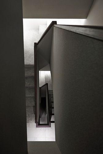 20万以上140平米复式现代简约风格楼梯设计图