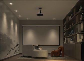 140平米四中式风格影音室欣赏图