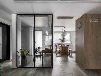 10-15万140平米三室一厅现代简约风格走廊图片大全
