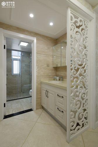 70平米美式风格卫生间欣赏图