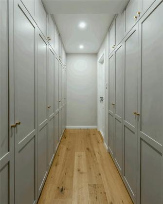 140平米四室一厅北欧风格衣帽间图片