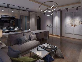 120平米三室一厅其他风格客厅装修图片大全