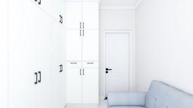 5-10万110平米三室两厅宜家风格衣帽间装修案例