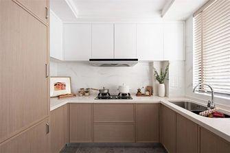 140平米四室两厅日式风格厨房欣赏图